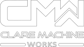 CLARE MACHINE WORKS Logo
