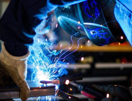 Clare Machine Works: Certified for Fusion Welding of Steel by CWB