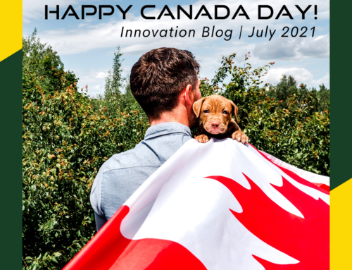 Happy Canada Day – Innovation is strong in Canada!